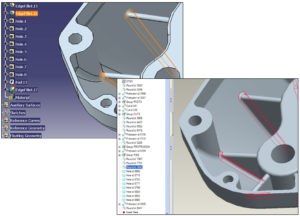 Proficiency Feature Based Conversion CATIA to Creo